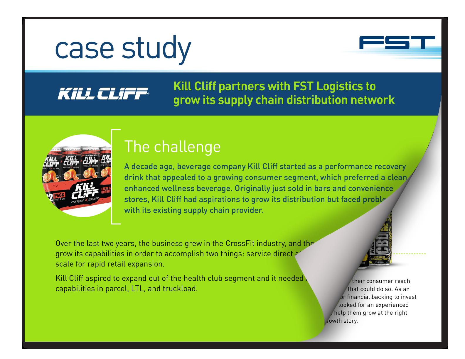 Case Study-Kill Cliff