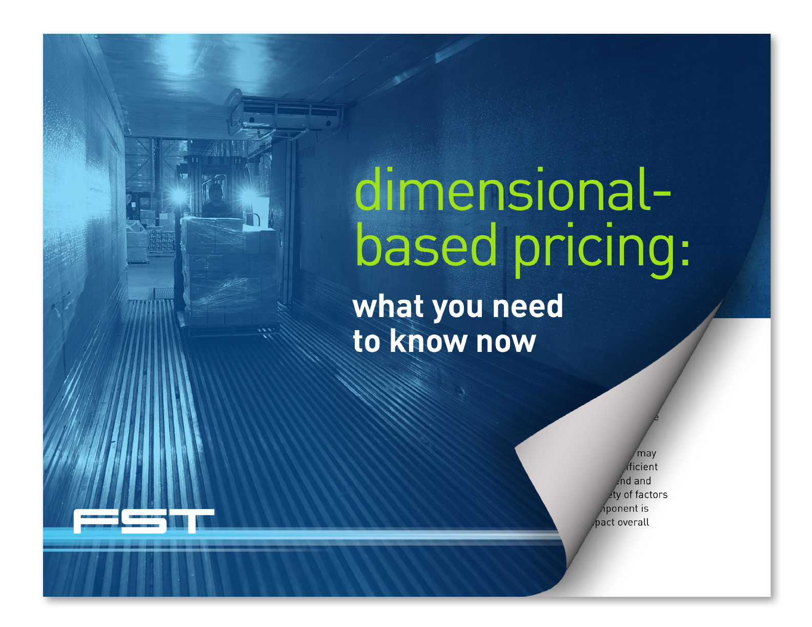 Dimensional-Based Pricing White Paper